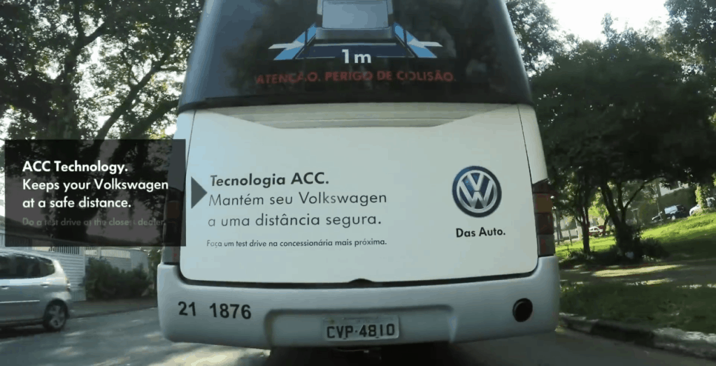 VW Interactive Bus (ACC)